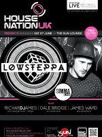 HouseNationUK pres LOW STEPPA