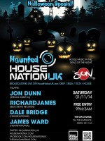 Haunted House Nation UK LIVE @ The Sun Lounge, Derby!