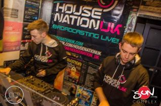 HouseNationUK at The Sun Lounge, Derby