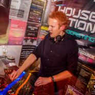 Phil West DJing for HouseNationUK at Sun Lounge Derby