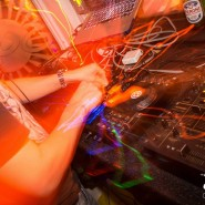 House Nation Uk at Sun Lounge Derby Nov 2014 DJ Booth