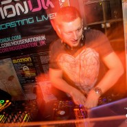 House Nation Uk at Sun Lounge Derby Nov 2014 Jon Dun DJing