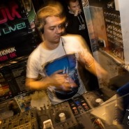 RicharDJames DJing for House Nation Uk at Sun Lounge Derby Nov 2014