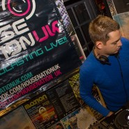 Richard James DJ - House Nation UK - Sun Lounge Derby