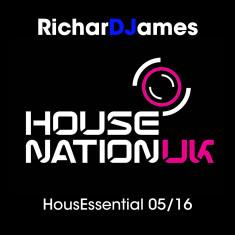 RicharDJames – HousEssential May 2016