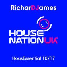 RicharDJames – HousEssential (Oct 2017)