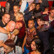 House Nation UK Crowd at Sun Lounge Derby Nov 2014