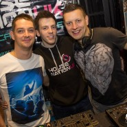 House Nation UK DJs 2 - at Sun Lounge Derby Nov 2014