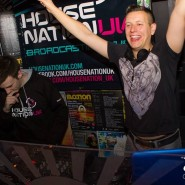 Jon Dunn - House Nation UK at Sun Lounge Derby Nov 2014
