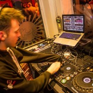 Dale Bridge DJing for House NationUK - Sun Lounge Derby
