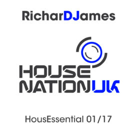 RicharDJames – HousEssential (Jan 2017)