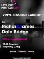 Vinyl Sessions with RicharDJames