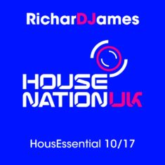 RicharDJames – HousEssential (Oct 2017)