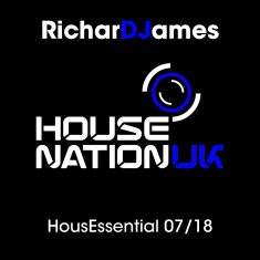 RicharDJames – HousEssential (July 2018)