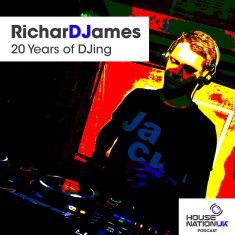RicharDJames – 20 Years of DJing